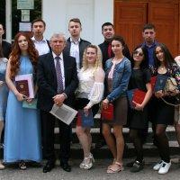 1 июля 2019 года в Марийском радиомеханическом техникуме состоялось торжественное вручение дипломов._1