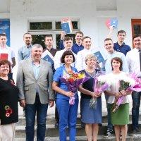 1 июля 2019 года в Марийском радиомеханическом техникуме состоялось торжественное вручение дипломов._28