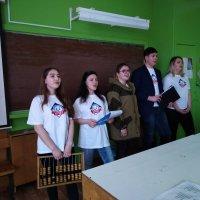 Встречи со школьниками и учителями средних образовательных школ Моркинского и Новоторъяльского районов_1