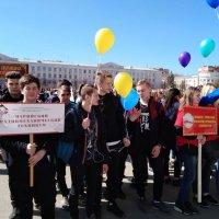 Встречи со школьниками и учителями средних образовательных школ Моркинского и Новоторъяльского районов_5
