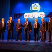 29 октября 2019 года в ДК «XXX-летия Победы» собрались поколения выпускников РМТ, начиная с первого выпуска 1948 года и по настоящее время_14