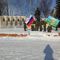 Эстафета флага Российской Федерации_12