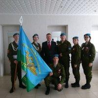 Эстафета флага Российской Федерации_1