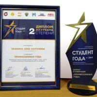 25 ноября 2019 в Казани состоялся финал конкурса на присуждение национальной премии года «Студент года - 2019»_7