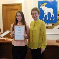 Наша волонтерская организация «Добрыня» стала победительницей в номинации «Добровольческое объединение года»._1