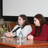 Встреча с депутатом Государственной Думы Солнцевой Светланой Юрьевной _5