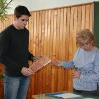 Вручение гранта Союза строителей Республик Марий Эл_4