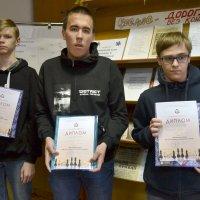 Итоги V шахматного турнира среди студентов РМТ_8