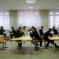 С 16 по 17 января 2020 года в актовом зале РМТ состоялись игры IV шахматного турнира среди студентов радиомеханического техникума, посвященного Всероссийскому Дню студента._8